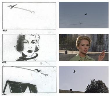hitchcock_storyboard_los_pájaros_4